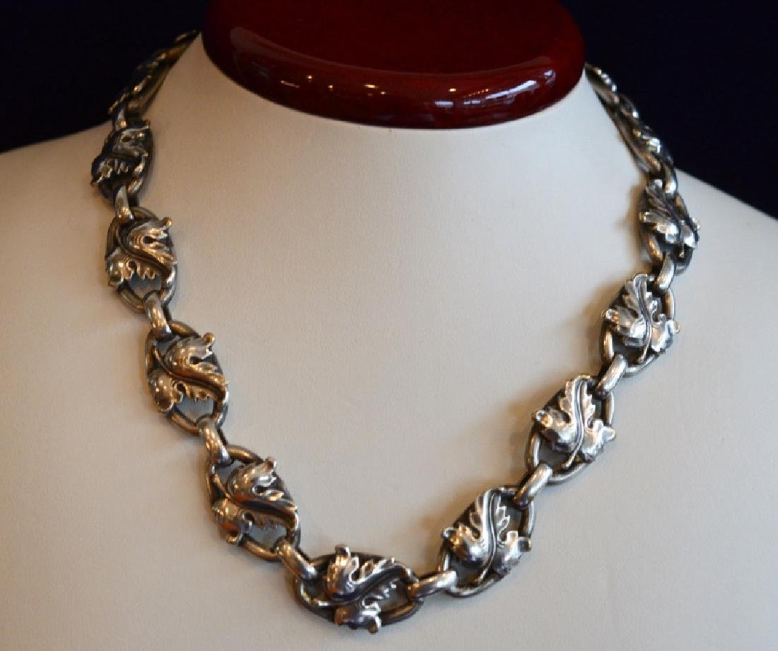 "Ladies 16"" Sterling Silver Necklace"