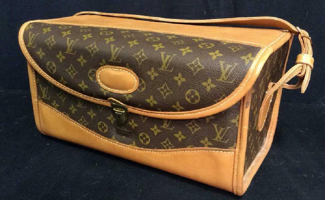 Louis Vuitton Vintage Carry Bag Tote