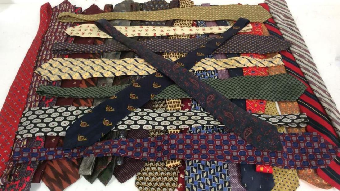 Over 20 Men's Designer Neckties Silk and More