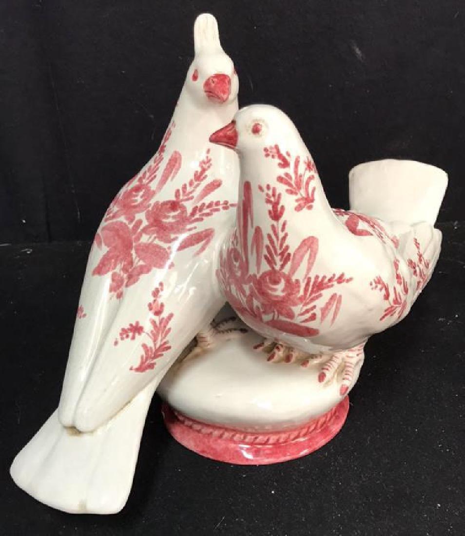 Meiselmen Imports Italian Ceramic Doves