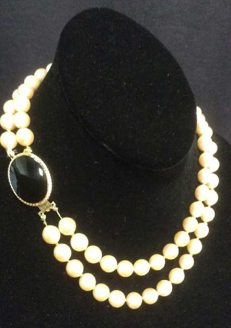 Vendome Signed Estate Jewelry Necklace