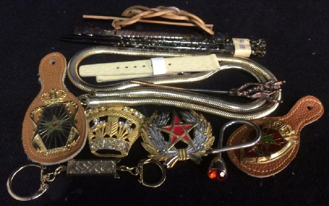 Group Estate Costume Jewelry and Pieces
