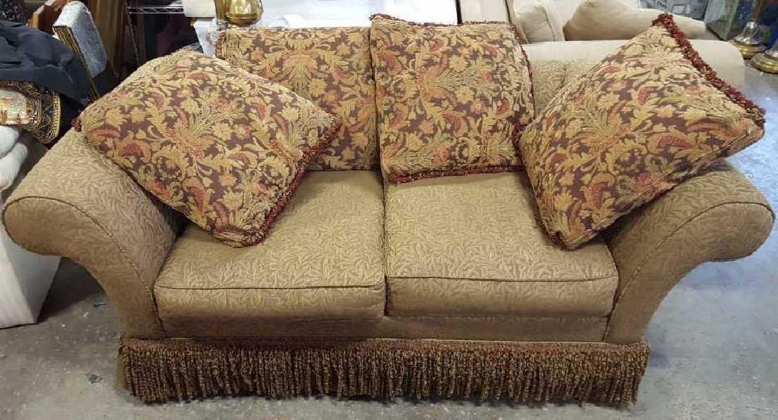 ETHAN ALLEN Two Seat Sofa