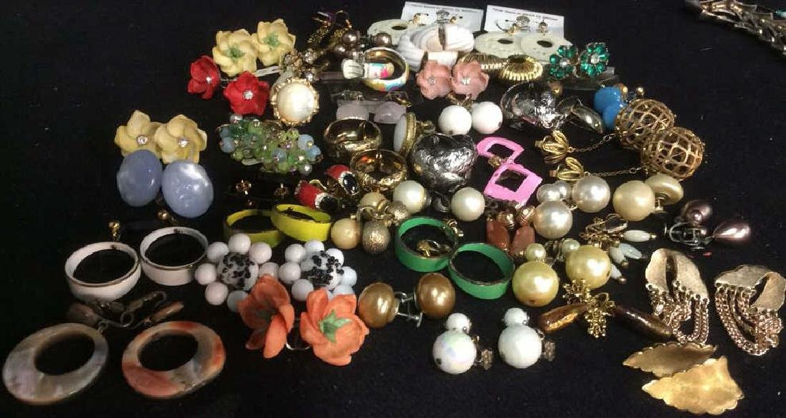 40 + Group Vintage Estate Jewelry
