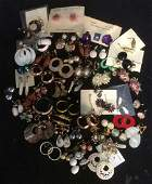 Estate Costume Jewelry Group Lot