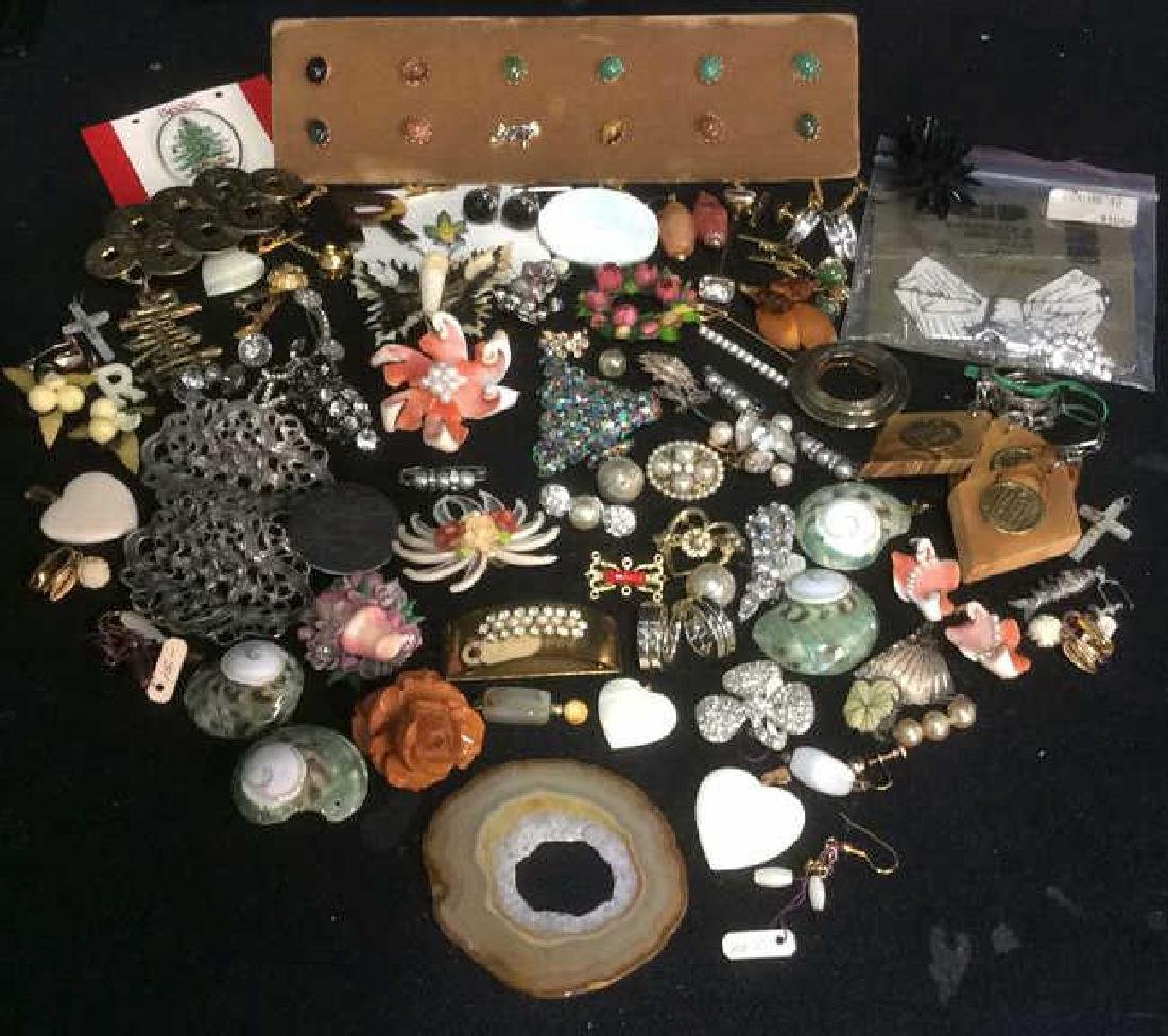Vintage Costume Jewelry Group Lot