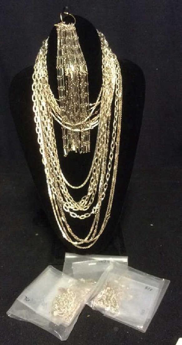 Jewelers Wholesale Vintage Lot Necklaces
