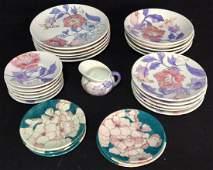 Group Lot 28 ERNESTINE SALERNO Pottery