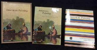 First Edition Boxed Set American Paintings