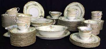 Lot of 88 NORITAKE CHINA LARUE Set