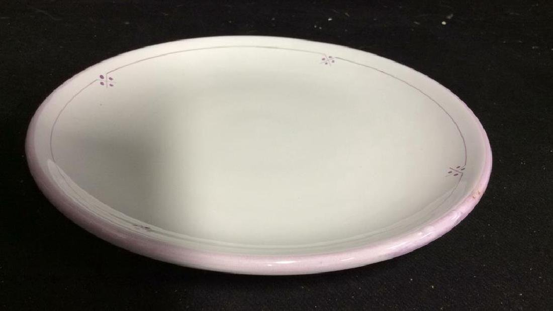 French Pottery Tableware - 3