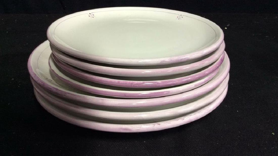 French Pottery Tableware - 6