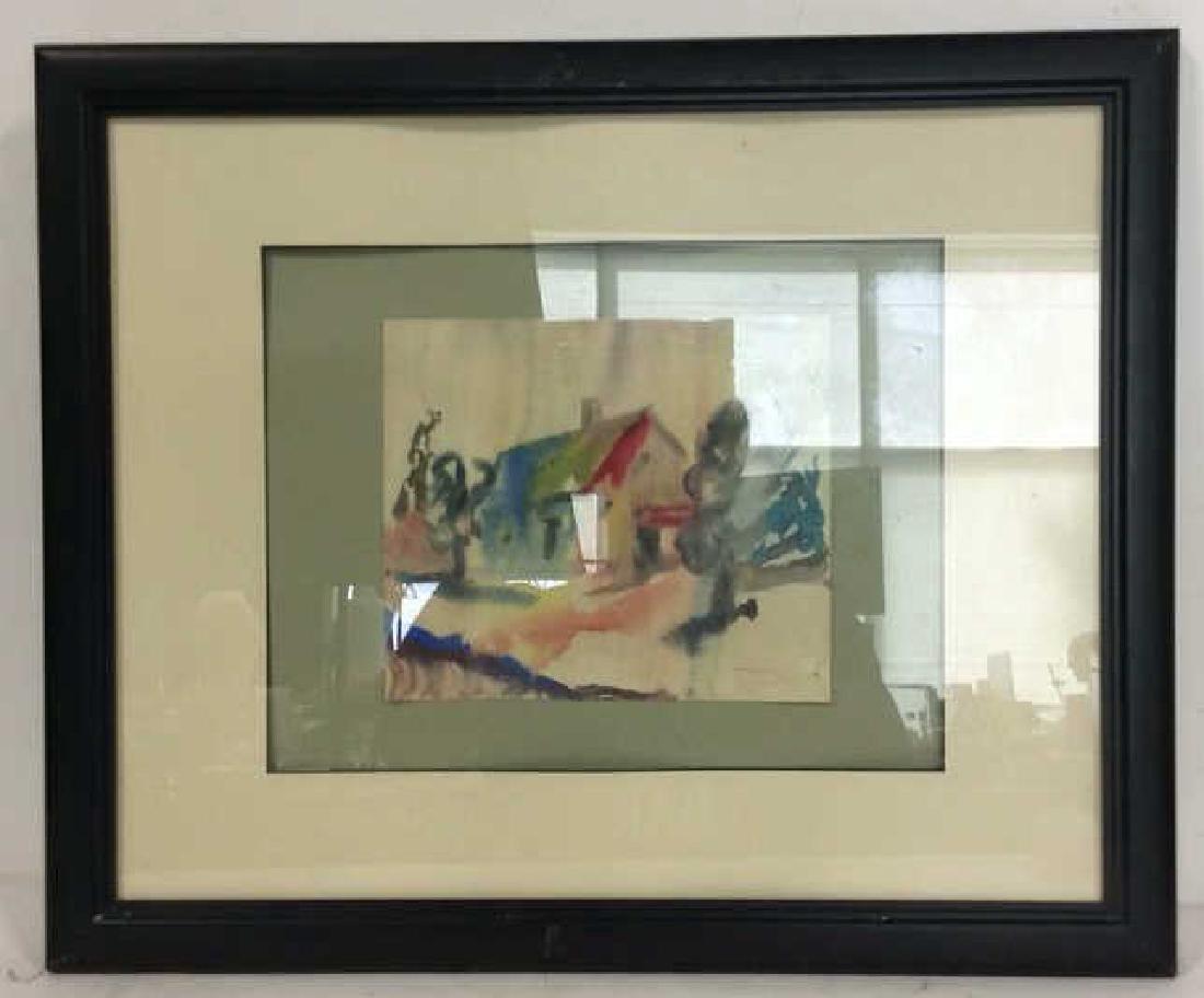CORASICK Professionally Framed Artwork