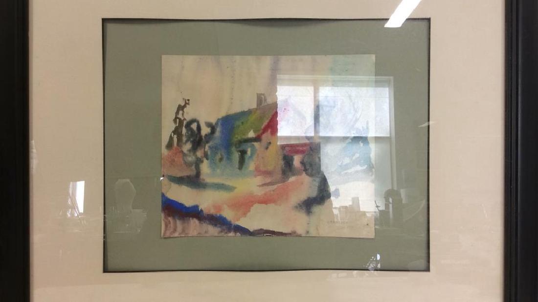 CORASICK Professionally Framed Artwork - 3