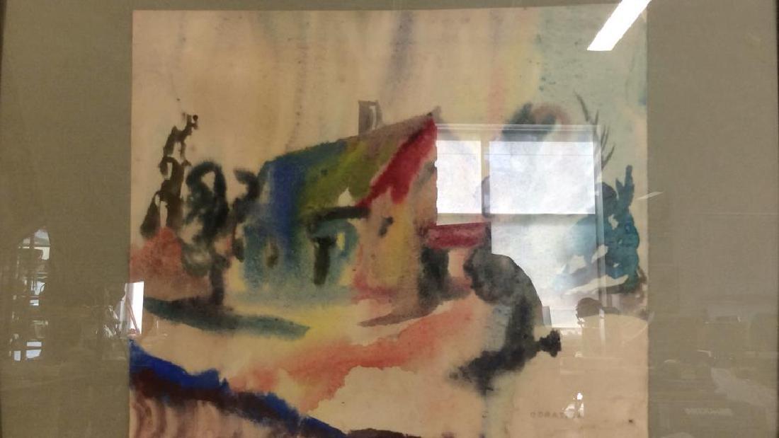 CORASICK Professionally Framed Artwork - 5