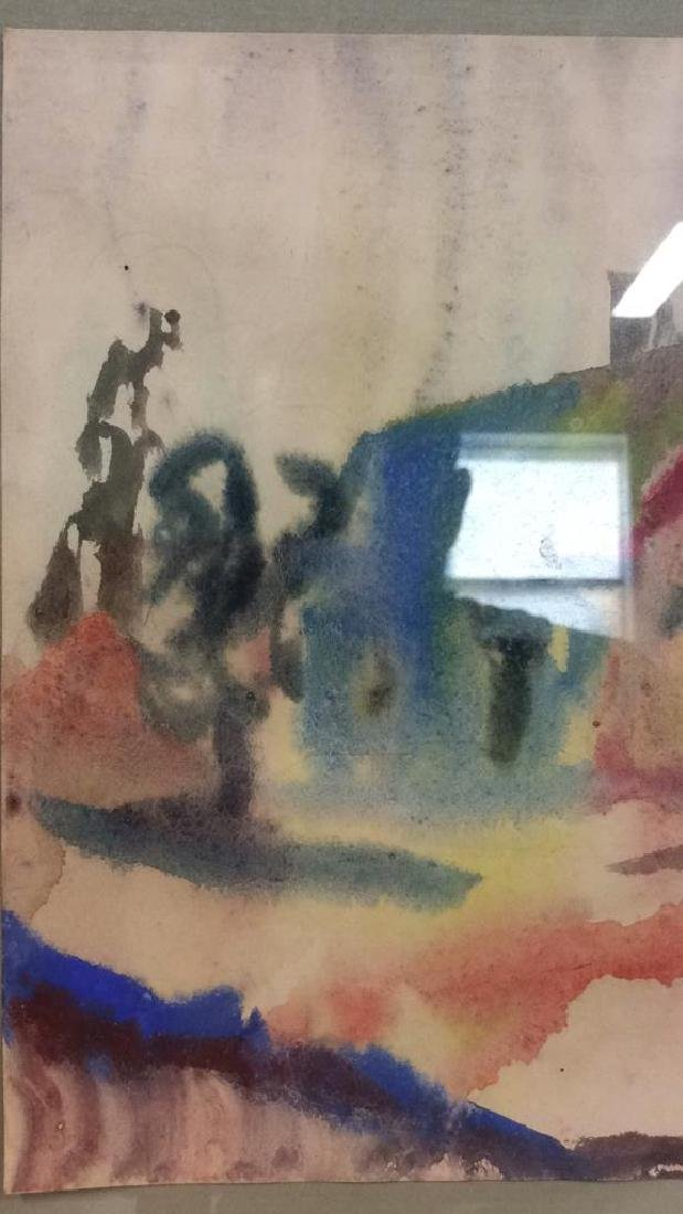 CORASICK Professionally Framed Artwork - 6