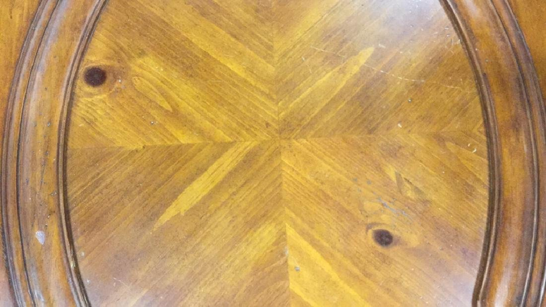 Pair Matching Wood End TablesSide Tables - 5