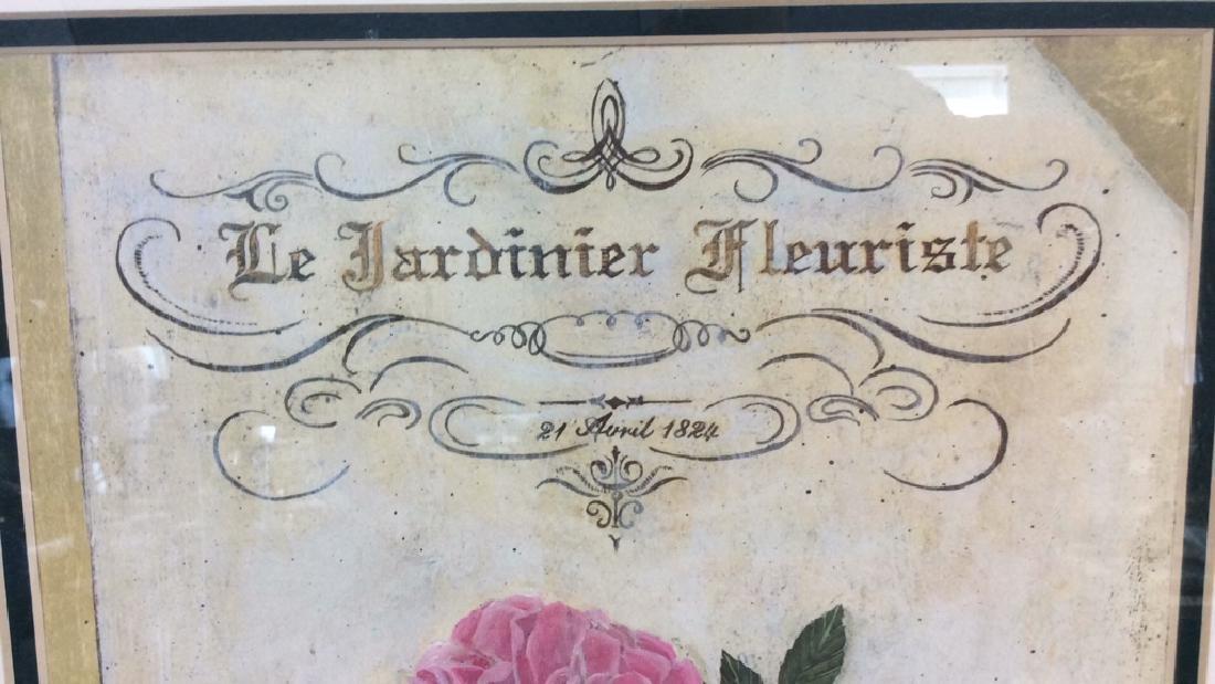 RUE BONAPARTE LE GARDINIER FLEURISTE PRINT - 4