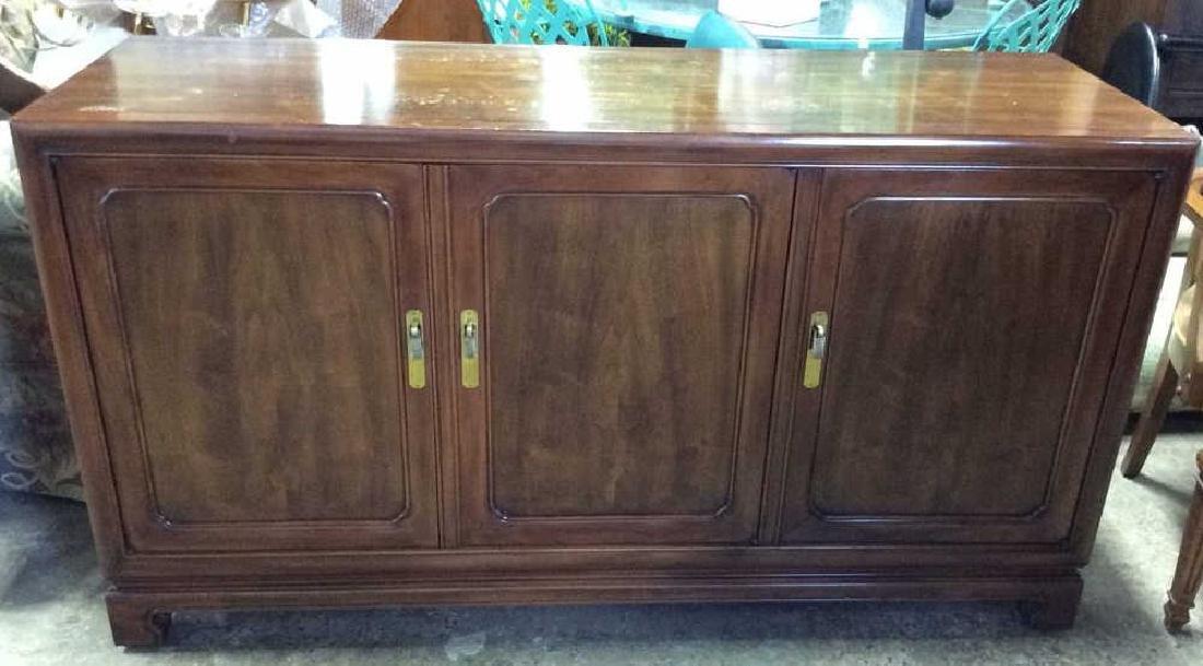 JOHN WIDDICOMB Wooden Sideboard Buffet