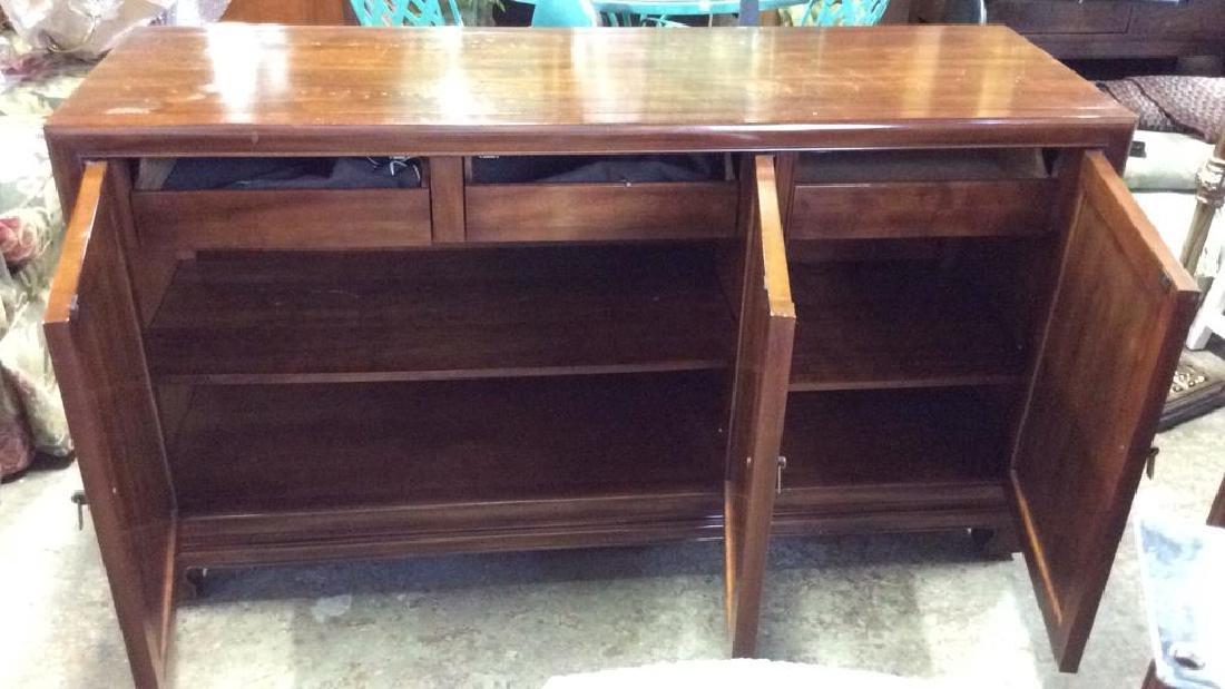JOHN WIDDICOMB Wooden Sideboard Buffet - 6