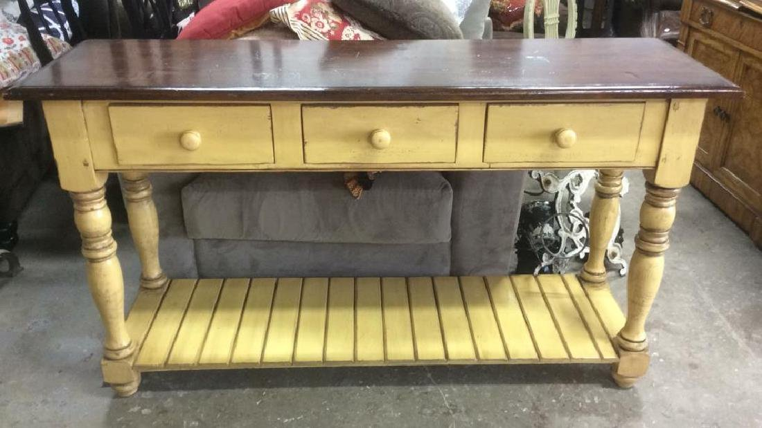 LILLIAN AUGUST Console Table SideBoard