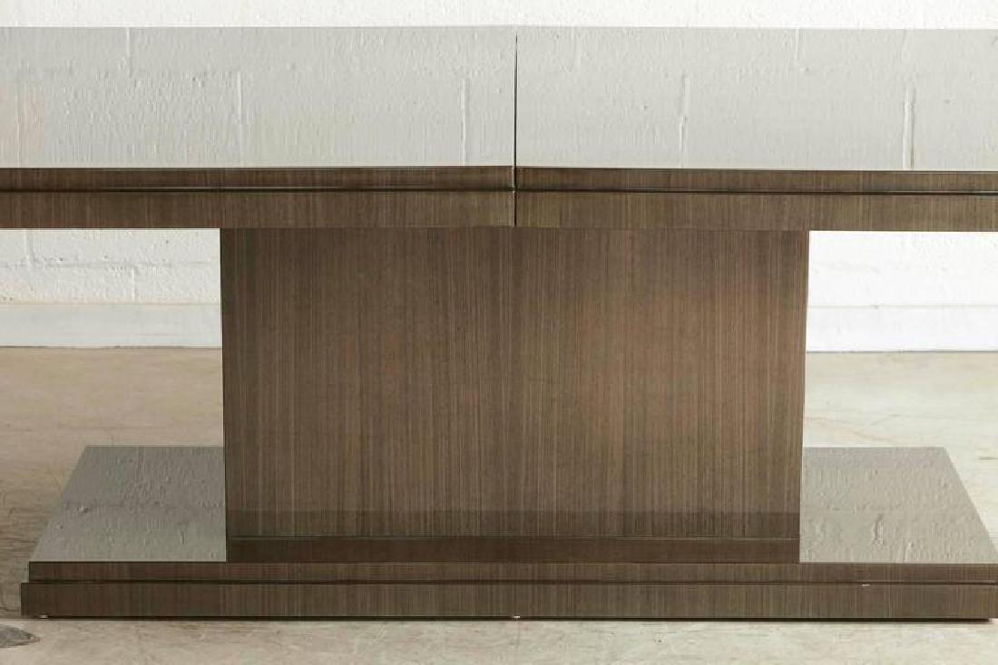 Custom-Made Dining Table Japanese Tay Koto Veneer - 2