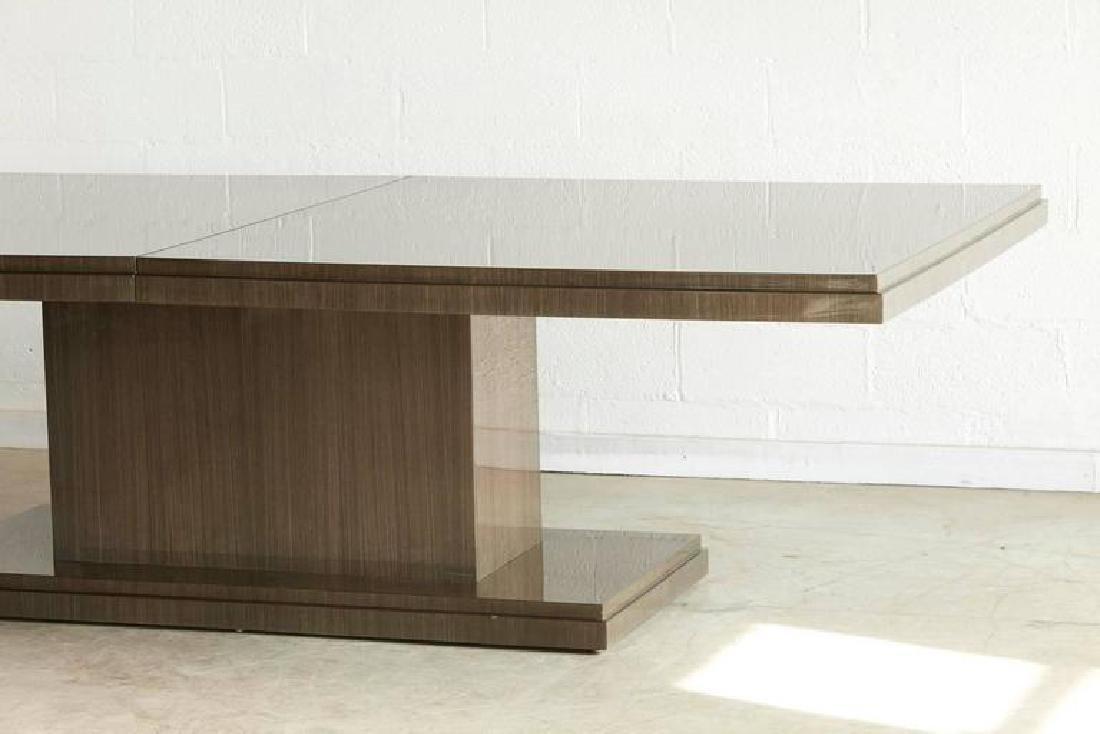 Custom-Made Dining Table Japanese Tay Koto Veneer - 4