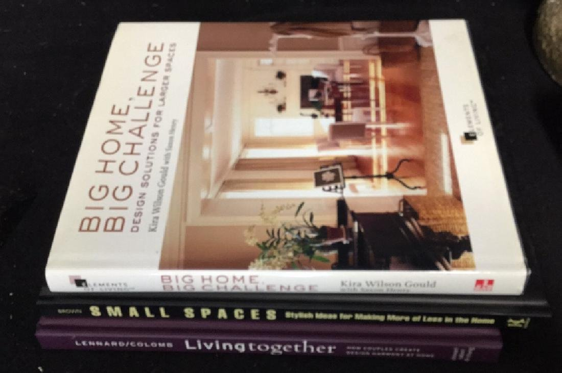 Group Lot 10 Coffee Table Books - 2