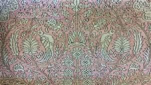 Silk Oriental Carpet Rug India