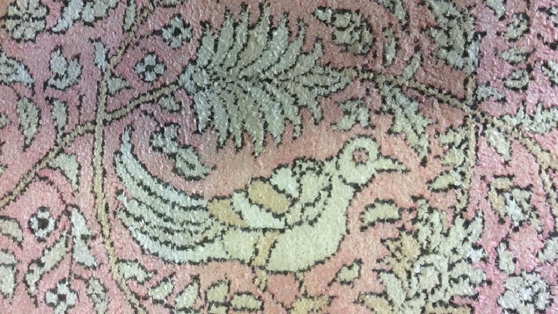 Silk Oriental Carpet Rug India - 2