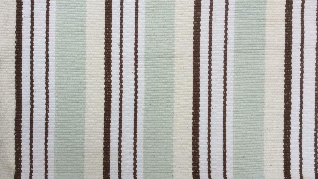 Handwoven Cotton Rug DASH & ALBERT