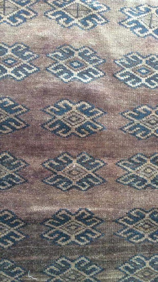Hand Made Persian Wool Carpet - 4