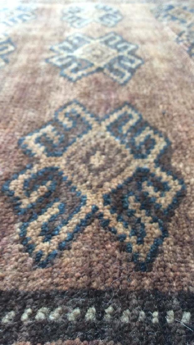 Hand Made Persian Wool Carpet - 5