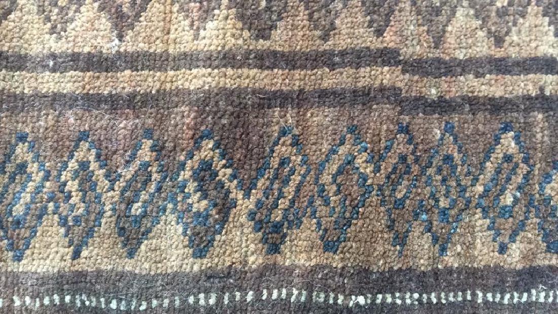Hand Made Persian Wool Carpet - 6