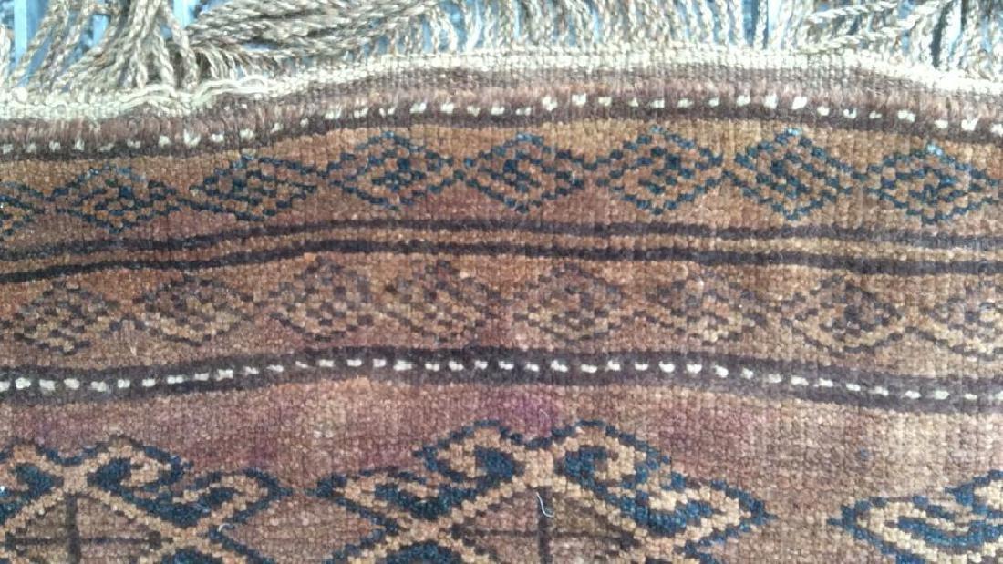 Hand Made Persian Wool Carpet - 7