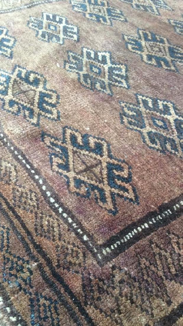 Hand Made Persian Wool Carpet - 8