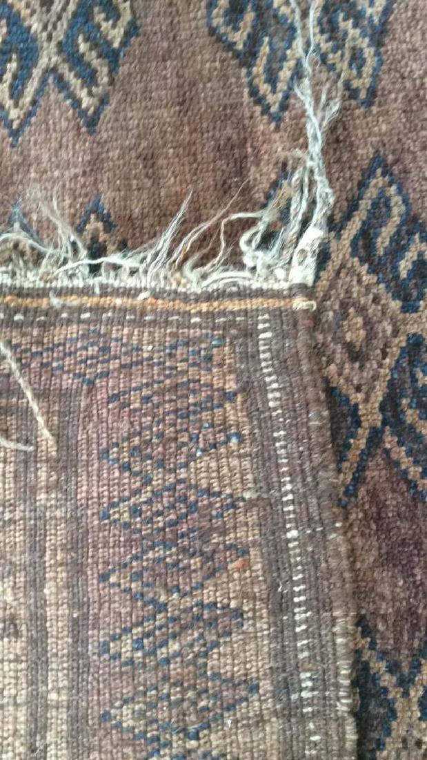 Hand Made Persian Wool Carpet - 9