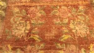 Vintage Handmade Persian Wool Carpet