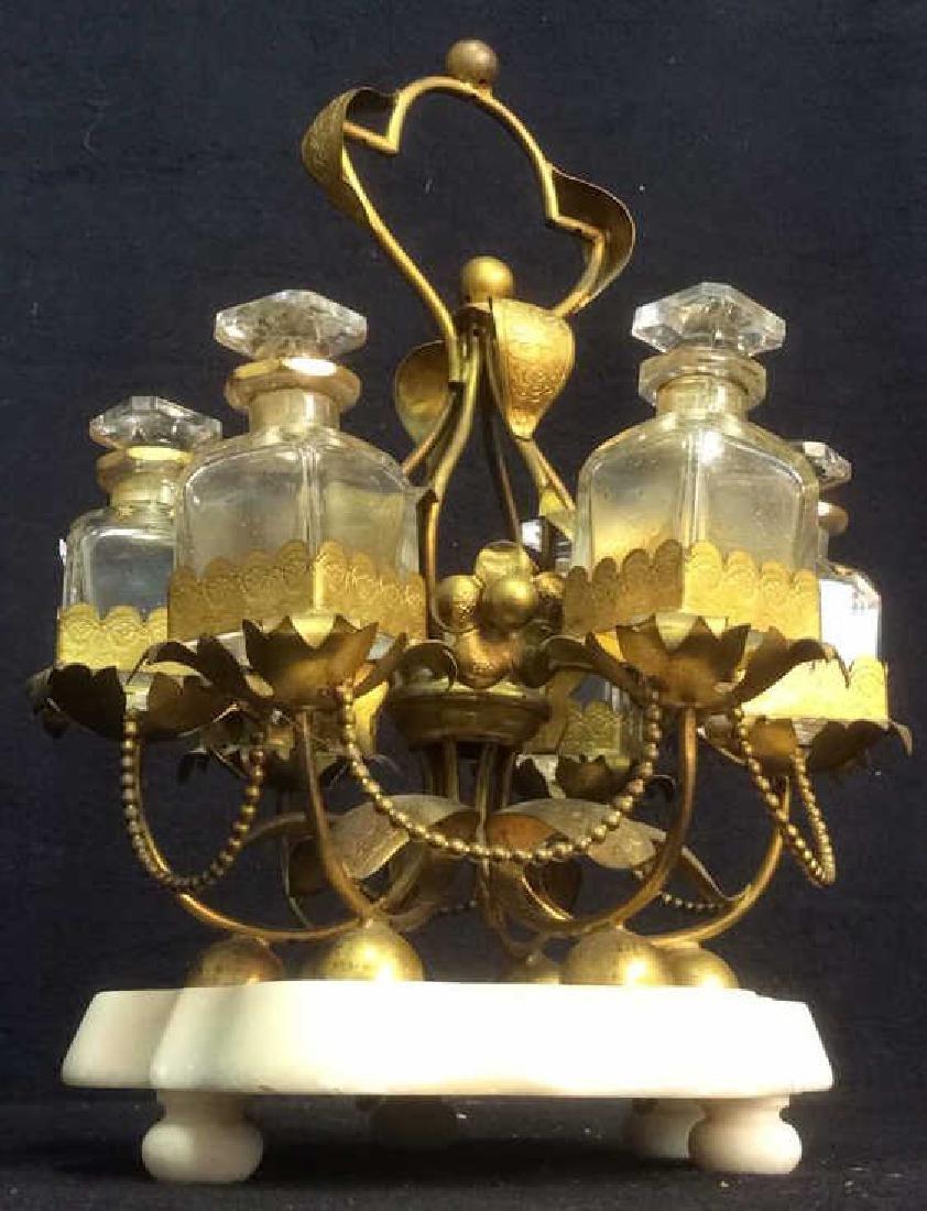 Merry Go Round Perfume Bottle Carousel