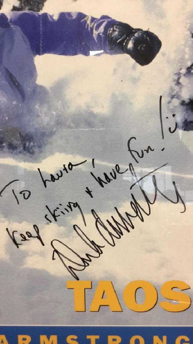 DEB ARMSTRONG Signed US Ski TeeamPoster - 6