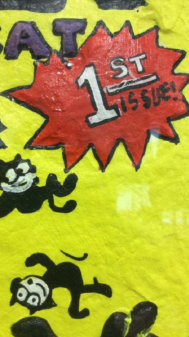 FELIX THE CAT Signed Artist Proof - 10