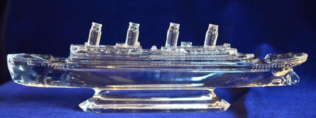 Waterford Crystal Cruise Ship Made in Ireland