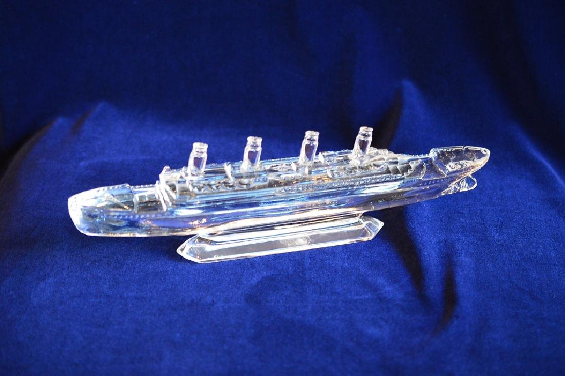 Waterford Crystal Cruise Ship Made in Ireland - 2