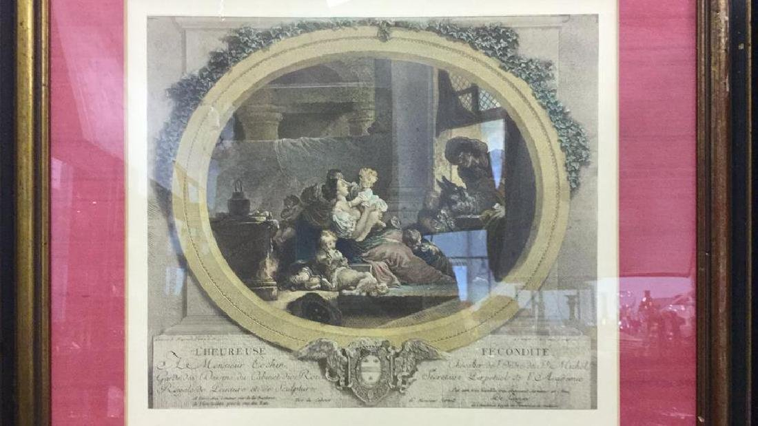 JEAN HONORE FRAGONARD LHEUREUSE FECONDITE - 3