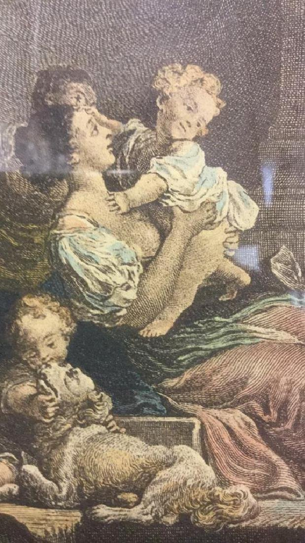 JEAN HONORE FRAGONARD LHEUREUSE FECONDITE - 8