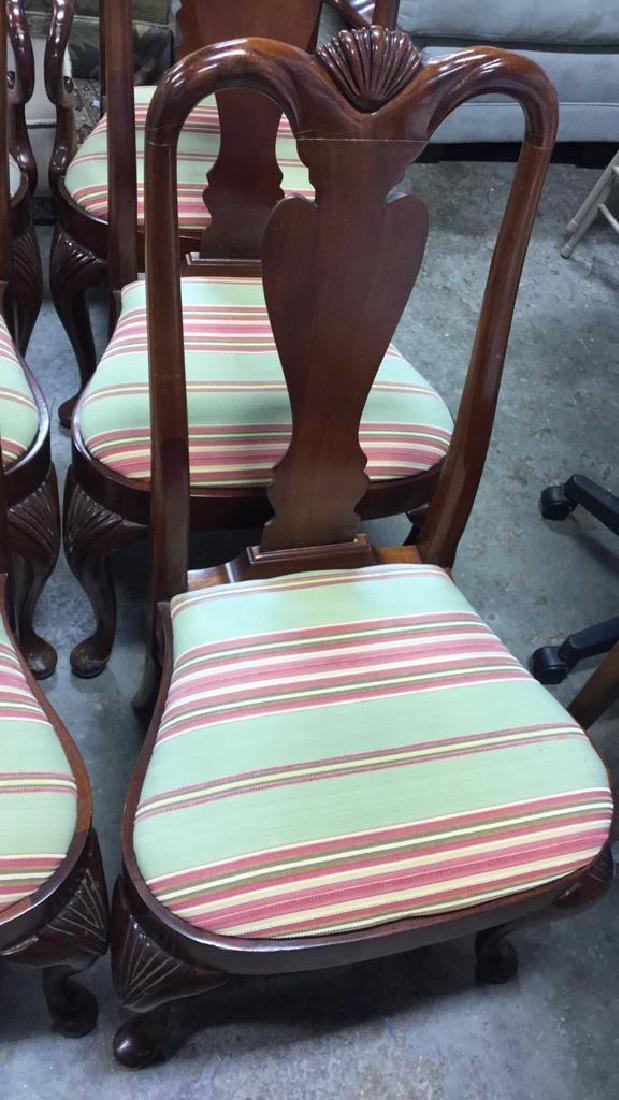 Set of 6 HICKORY Dining Chairs - 2