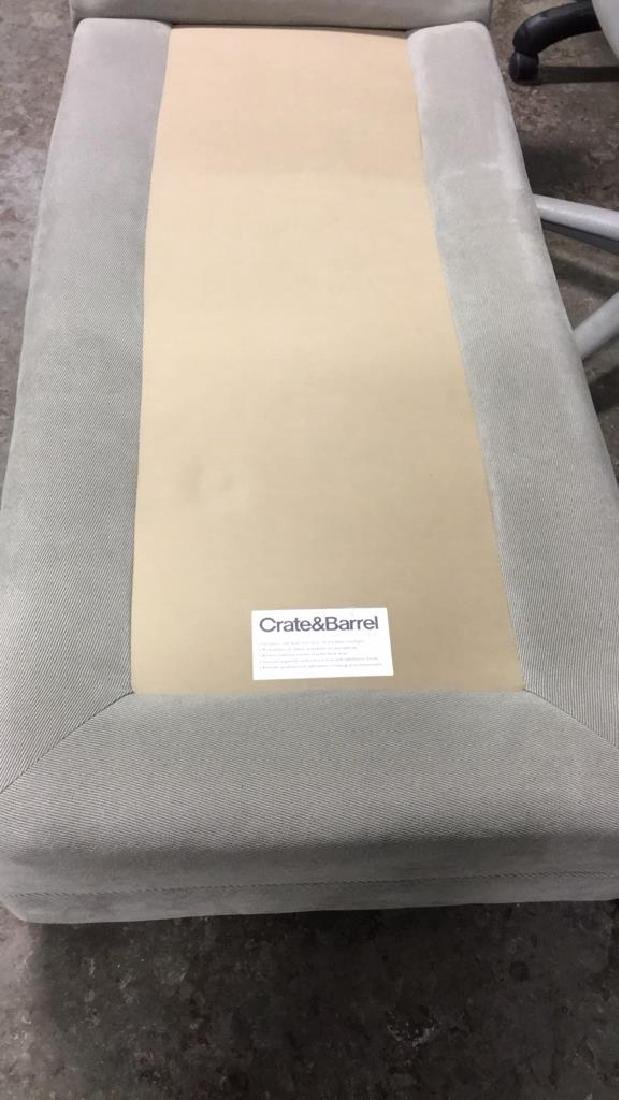 CRATE & BARREL Chaise - 4