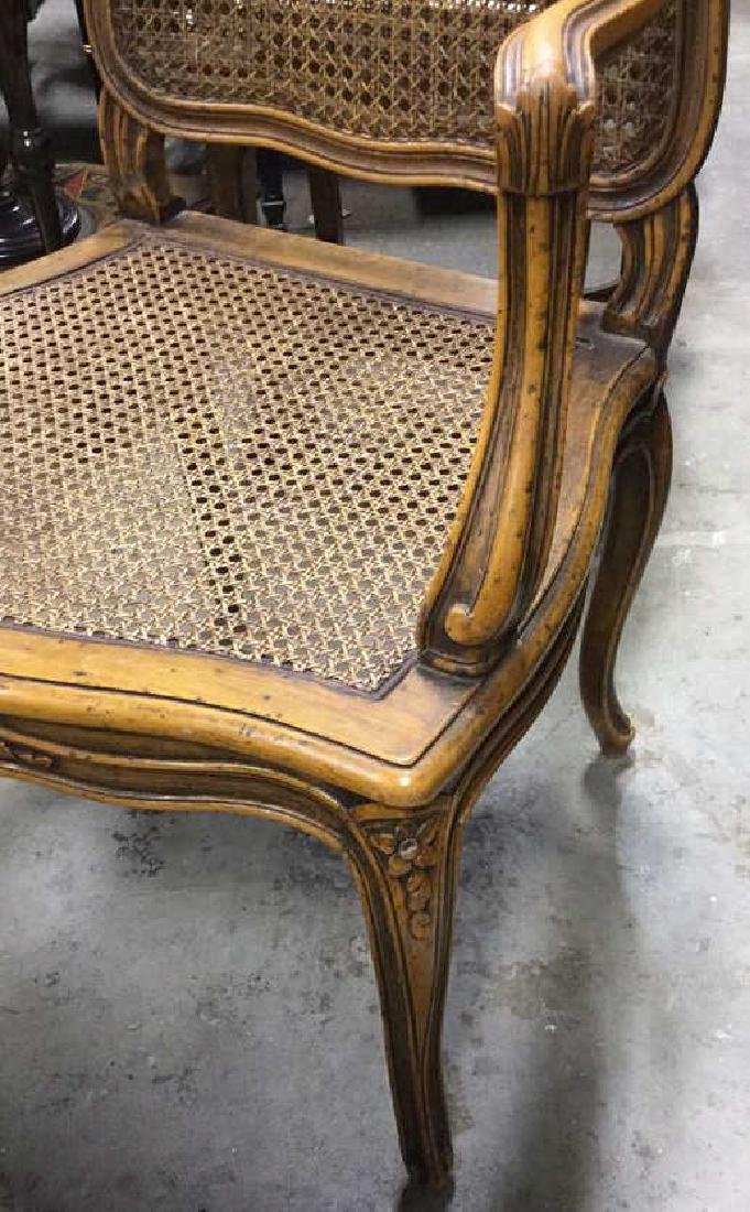 Set 6 Vintage Country French Style Chairs - 9