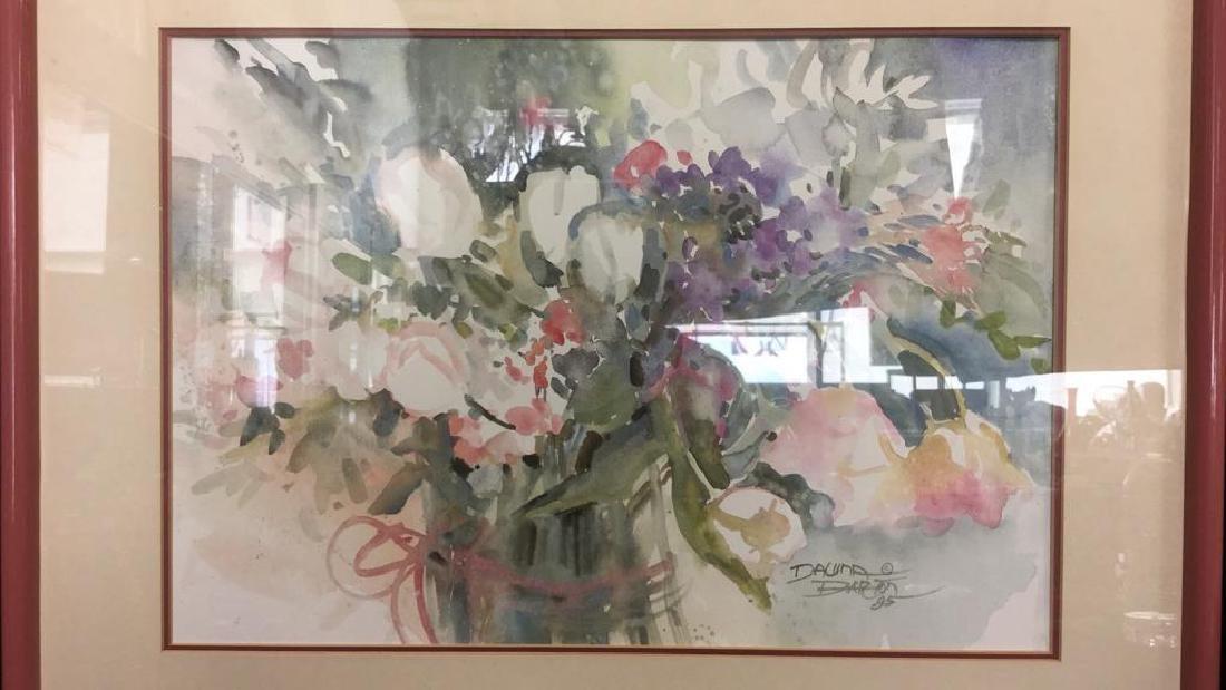 DALINA DARTON Framed Print - 3