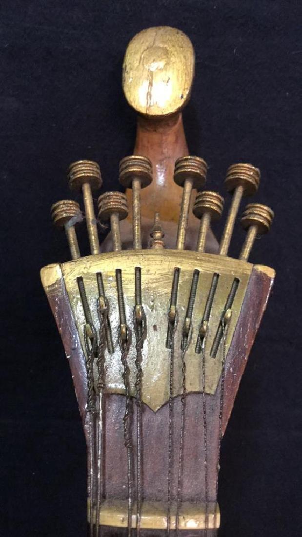 Vintage Wooden Ukulele/Mandolin - 3